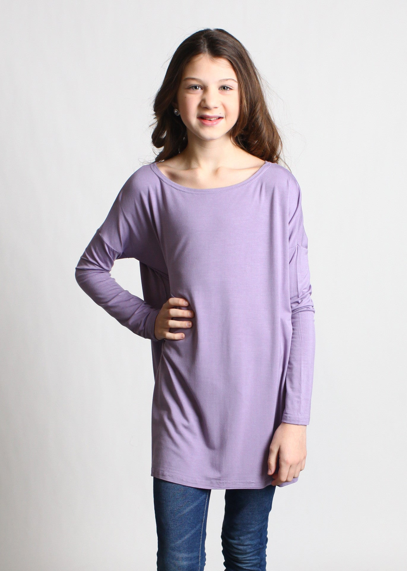 Original Kids Long Sleeve Top - Piko Clearance Center - 14