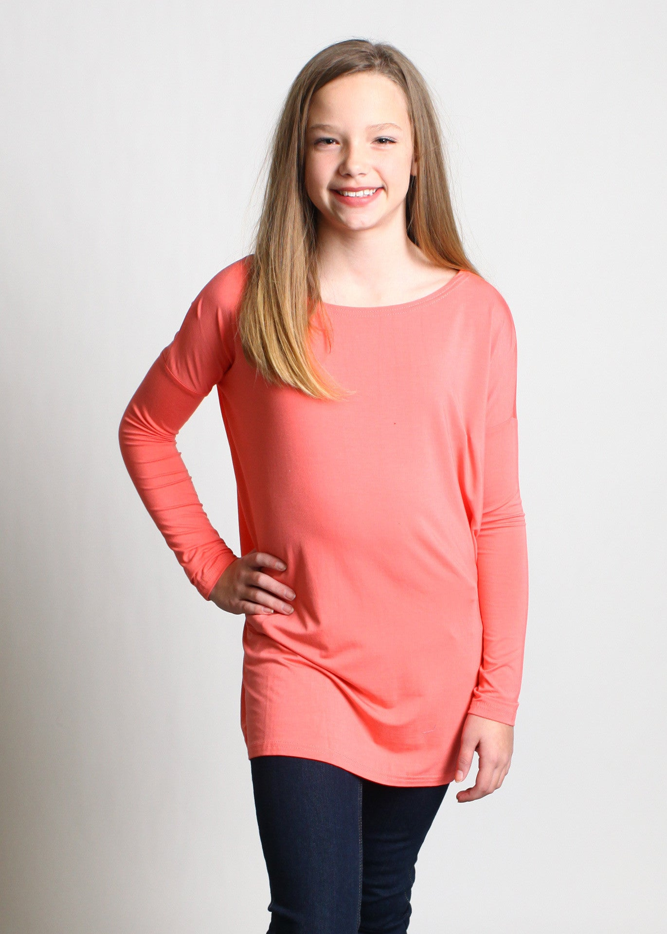 Original Kids Long Sleeve Top - Piko Clearance Center - 11
