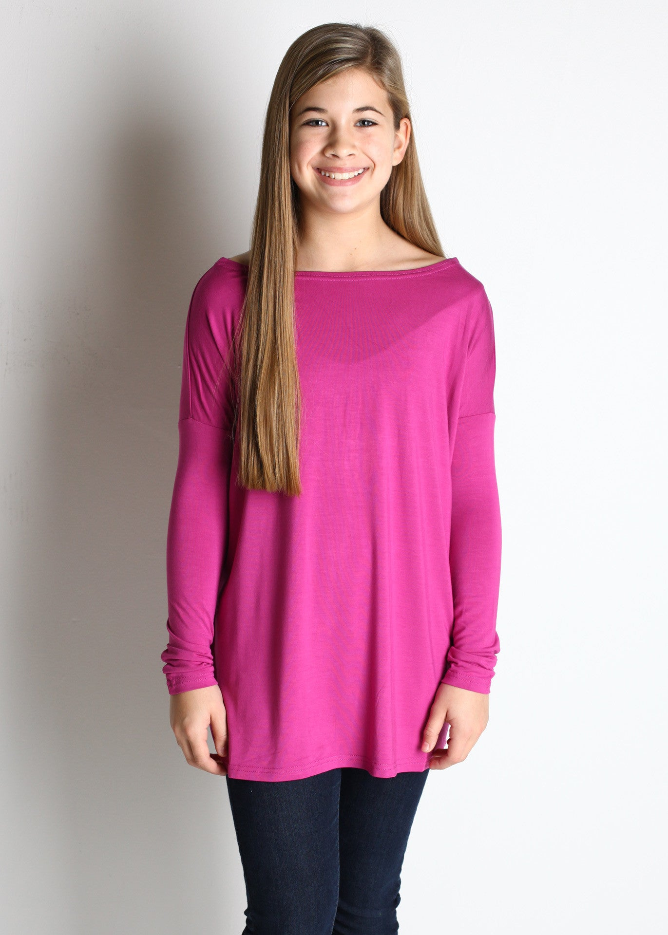 Original Kids Long Sleeve Top - Piko Clearance Center - 16