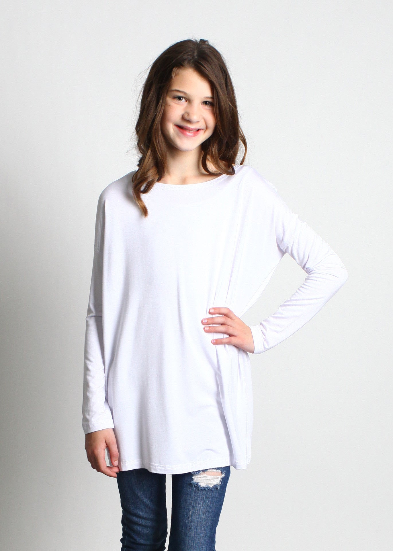 Original Kids Long Sleeve Top - Piko Clearance Center - 4