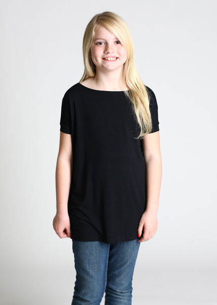 Original Kids Short Sleeve Top - Piko Clearance Center - 1