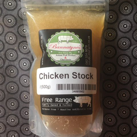 Chicken Stock (+-500g)