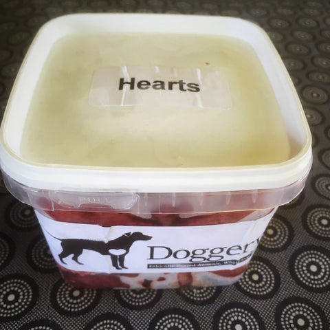 Doggery Dog Food: Heart
