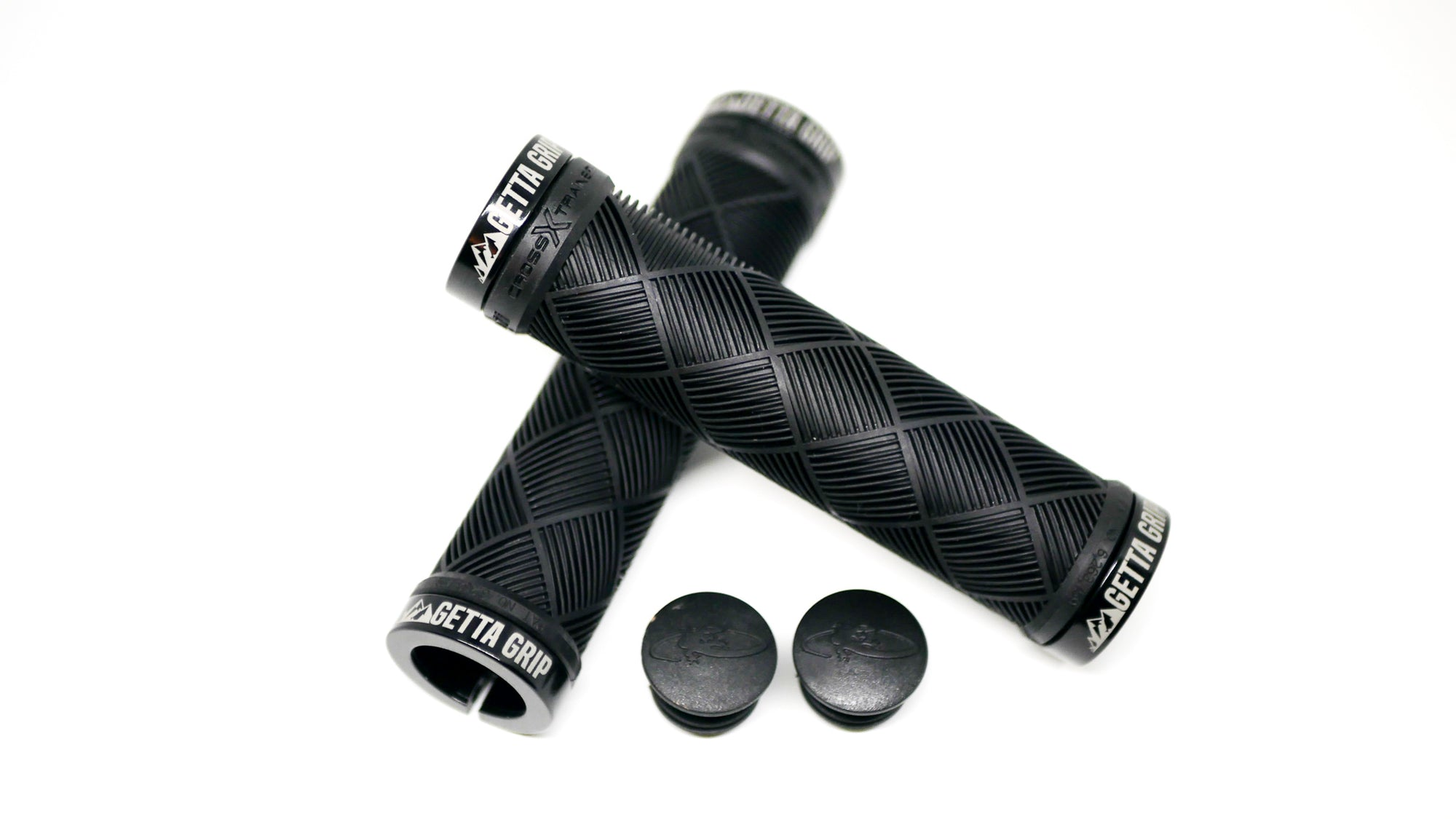 Cross Trainer Bike Grip Set