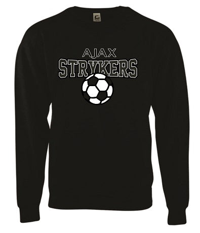 AJAX Strykers Crewneck Sweatshirt- Available in 2 Colors