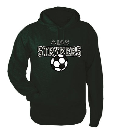 AJAX Strykers Hoodie- Available in 4 Colors