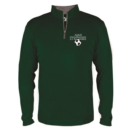AJAX Strykers Lightweight 1/4 Zip- Available in 2 Colors