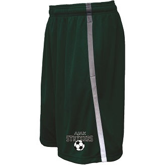 AJAX Strykers Pocketed Shorts- Available in 2 Colors