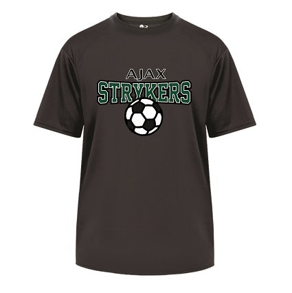 AJAX Strykers Performance Tech Tee- Available in 2 Colors