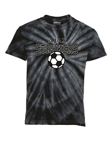AJAX Strykers Tie Dye Tee- Available in 2 Colors