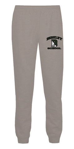 Berkley School Jogger Pants- GREY