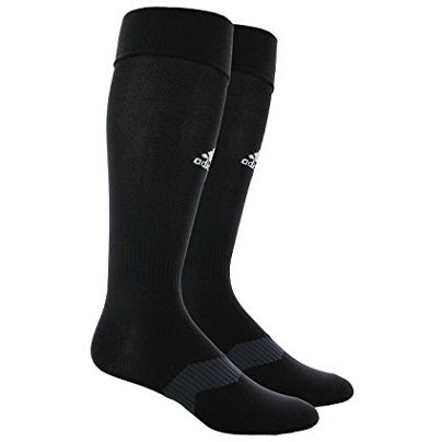Blackhawks SC Adidas socks- BLACK