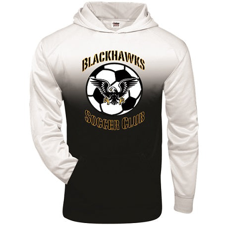 Blackhawks SC Two-Tone Performance Hoodie