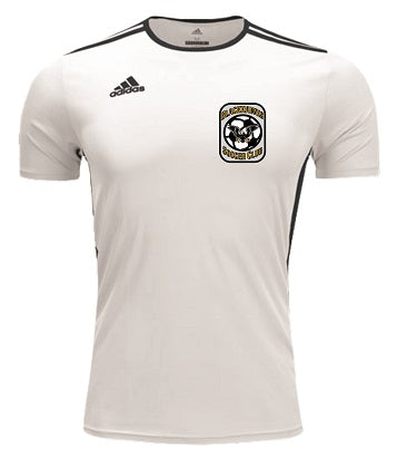 Blackhawks SC white jersey