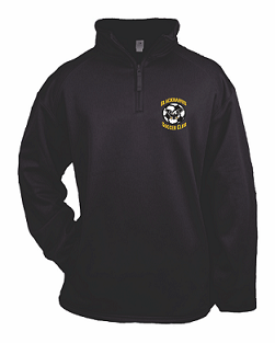 Blackhawks SC Performance Fleece 1/4 zip Sweatshirt