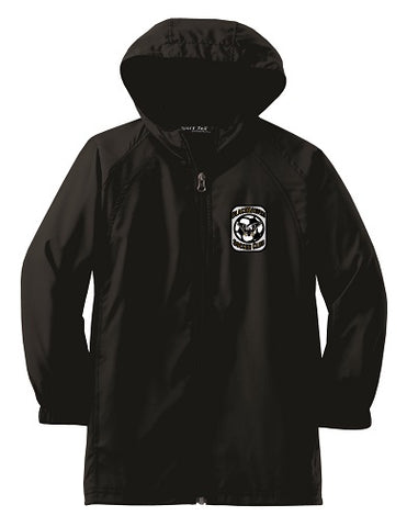 Blackhawks SC Full Zip Rain Jacket