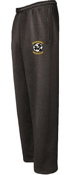 Blackhawks SC Pocketed Sweatpants- BLACK