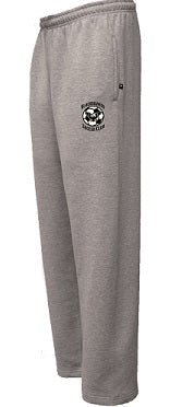 Blackhawks SC Pocketed Sweatpants- GREY
