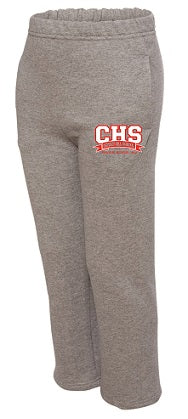 CHS Pocketed Sweatpants- GREY
