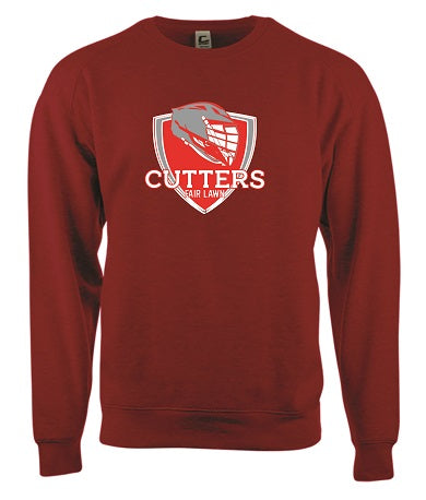 Fair Lawn HS Lacrosse Crewneck Sweatshirt- Available in 2 Colors