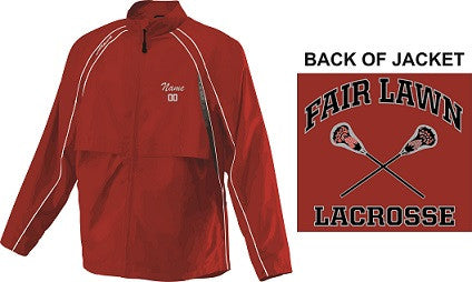 Fair Lawn Lacrosse Jacket