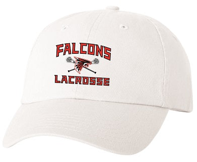 Falcons Lacrosse Cap- AVAILABLE IN 3 COLORS