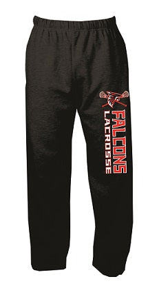 Falcons Lacrosse Pocketed Sweatpants- AVAILABLE IN 2 COLORS