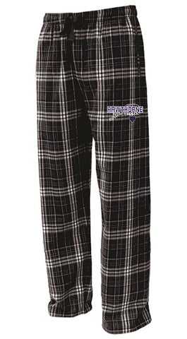 Hawthorne HS Softball Flannel Pants- Available in 2 Colors