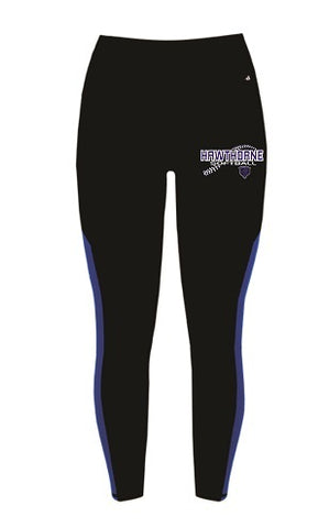 Hawthorne HS Softball Colorblock Leggings
