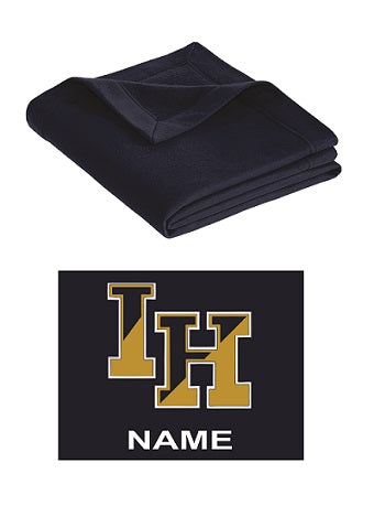 IH Class of 2019 Stadium Blanket- Available in NAVY or GREY