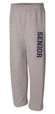 IH Class of 2019 Sweatpants- GREY