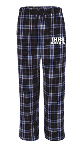 IH Class Of 2022 Flannel Pants