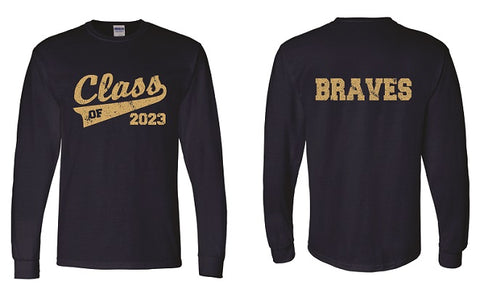 IH Class of 23 Longsleeve Tee- Available in 2 Colors