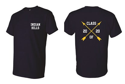 IH Class of 2020 T-Shirt- NAVY