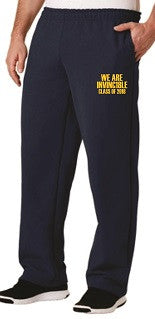 IH Class of 2018 INVINC18LE pocketed sweatpants- NAVY