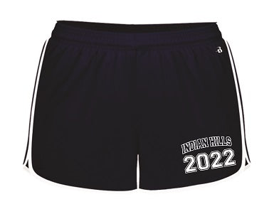 IH Class of 2022 Ladies' Piped Shorts
