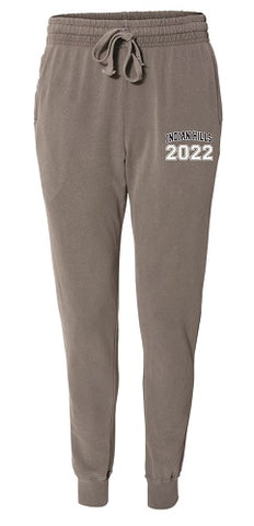 IH Class of 2022 Pigment Dyed Jogger Pants