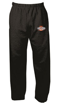 Lincoln Park Lightning Boys Sweatpants- BLACK