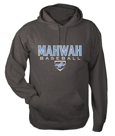 Mahwah Travel Baseball Hoodie- Available in 2 Colors