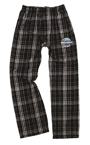 Mahwah Basketball Flannel Pants