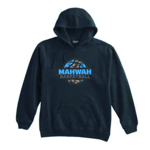 Mahwah Basketball Hoodie- Available in 2 Colors
