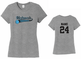 Mahwah Basketball Ladies Tee
