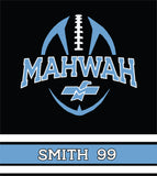 Mahwah Football Stadium Blanket