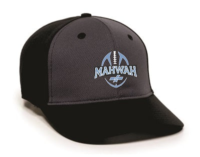 Mahwah Football Performance Mesh FlexFit Cap