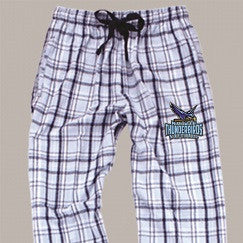 Mahwah Softball Flannel Pants- CAROLINA BLUE