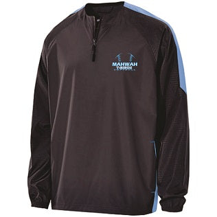 Mahwah Softball 1/4 Zip Windbreaker