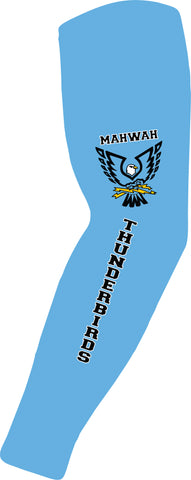 Mahwah Basketball Sublimated Shooter Sleeve
