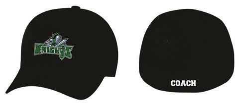 NM Knights Coach hat- Available in GREEN or WHITE