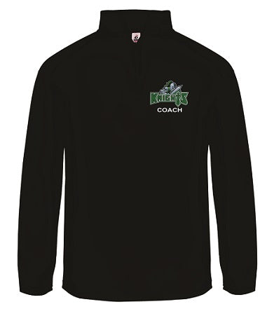 NM Knights Coach 1/4 Zip Performance Fleece- Available MENS or LADIES