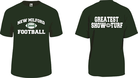 "NM Knights Football ""Greatest Show On Turf"" Tee"